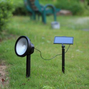 Hosus ORB solar mental construction spot light 100 lumens