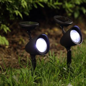 Hosus Solar Black Spot Light