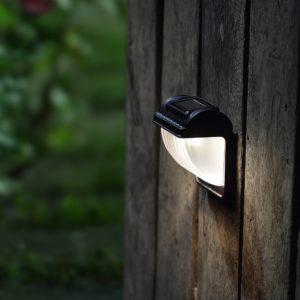 solar wall mount light -3