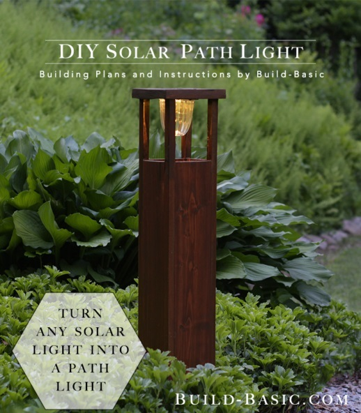 How to DIY a Solar Bollard Light