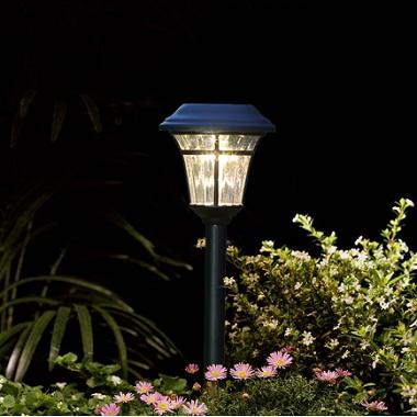 Hosus Solar Outdoor Landscape Pathway Light 6PK