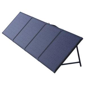 4 fold solar panel