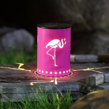 solar lantern flamingo2
