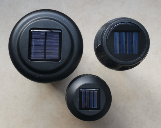 Solar panel check