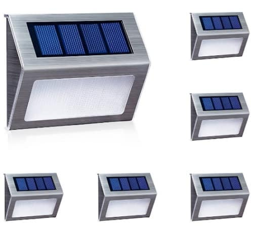xlux solar deck light